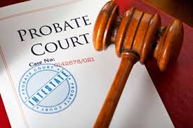 A probate attorney will deal with court filings and the judge